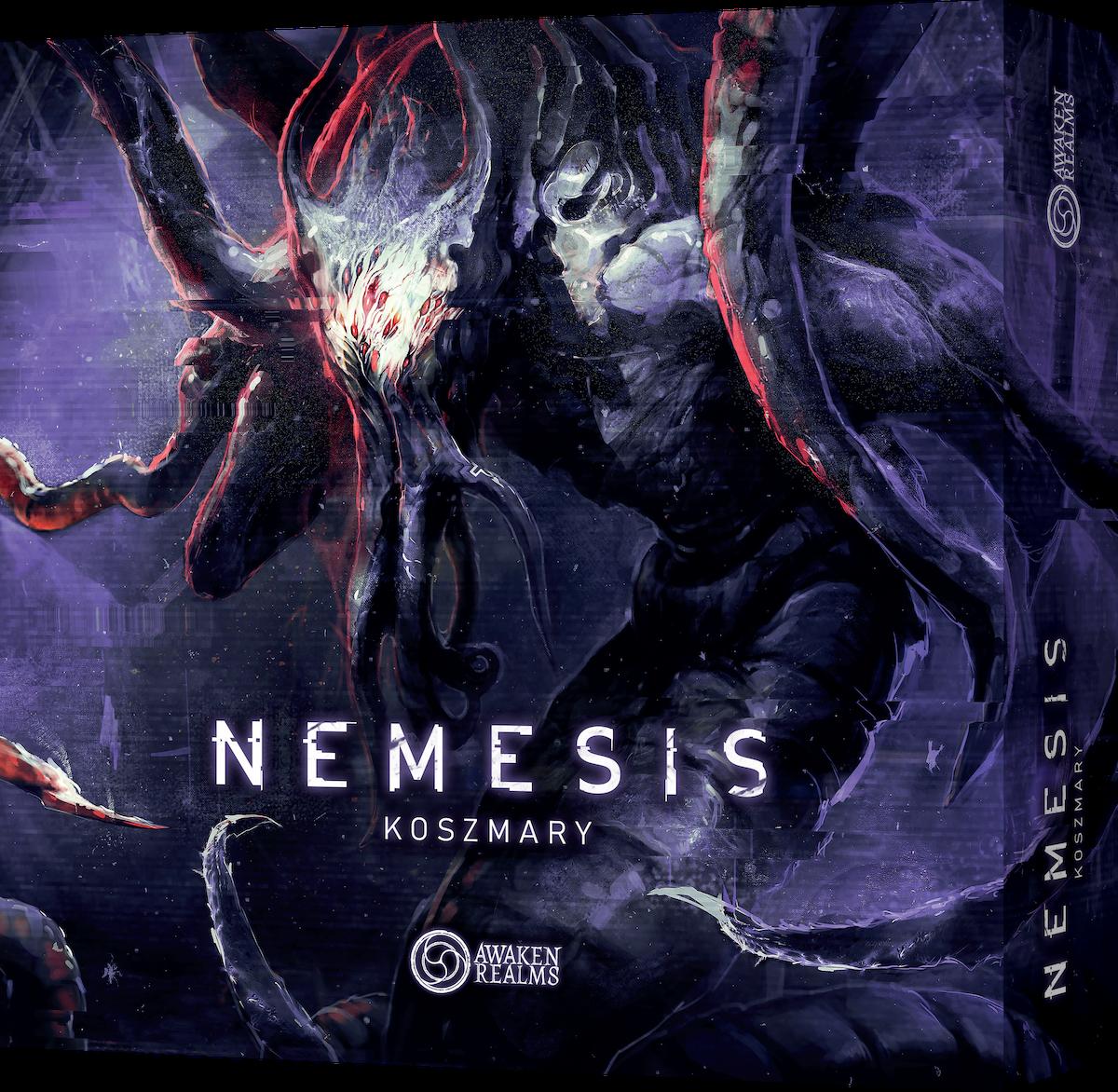 NEMESIS : KOSZMARY - 1