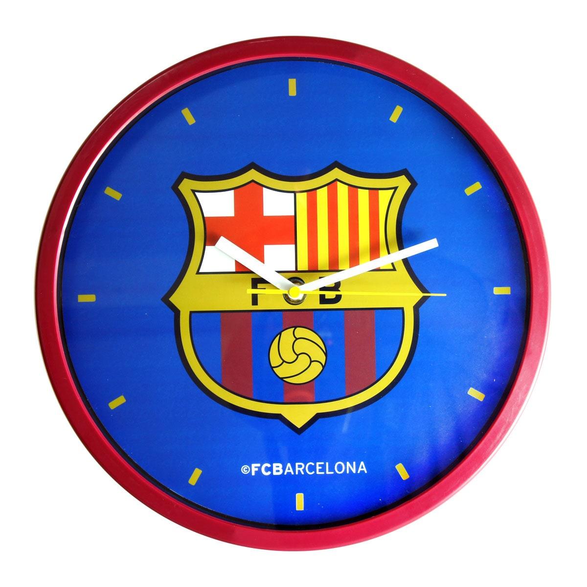 F.C. Barcelona Wall Clock - 1