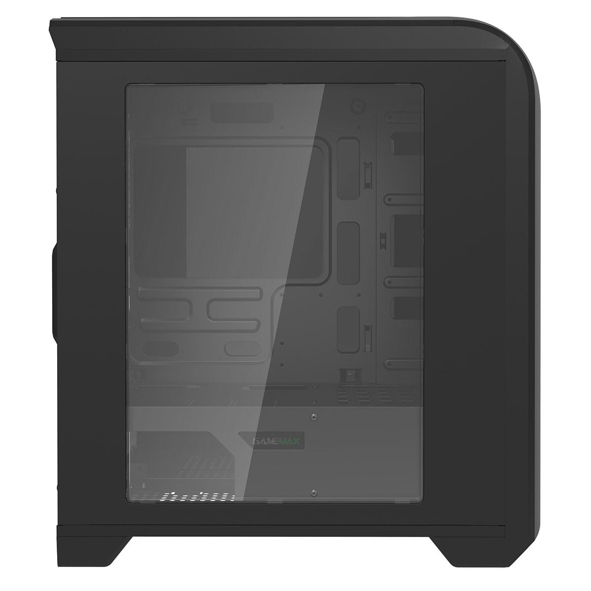Fierce Enforcer Gaming PC, Fast AMD Ryzen 5 2600 3.9GHz, 1TB HDD, 8GB RAM, GTX 1660 6GB - 2