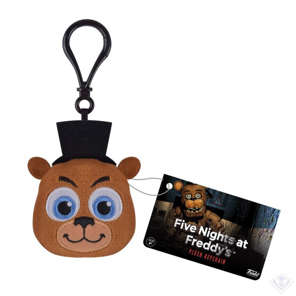 Funko plusz FNAF Freddy brelok 5cm - 1