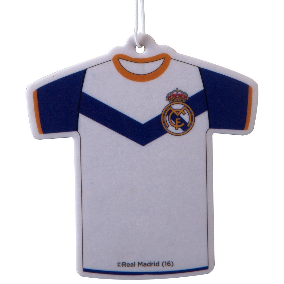 Real Madrid C.F. Jersey Air Freshener - 1