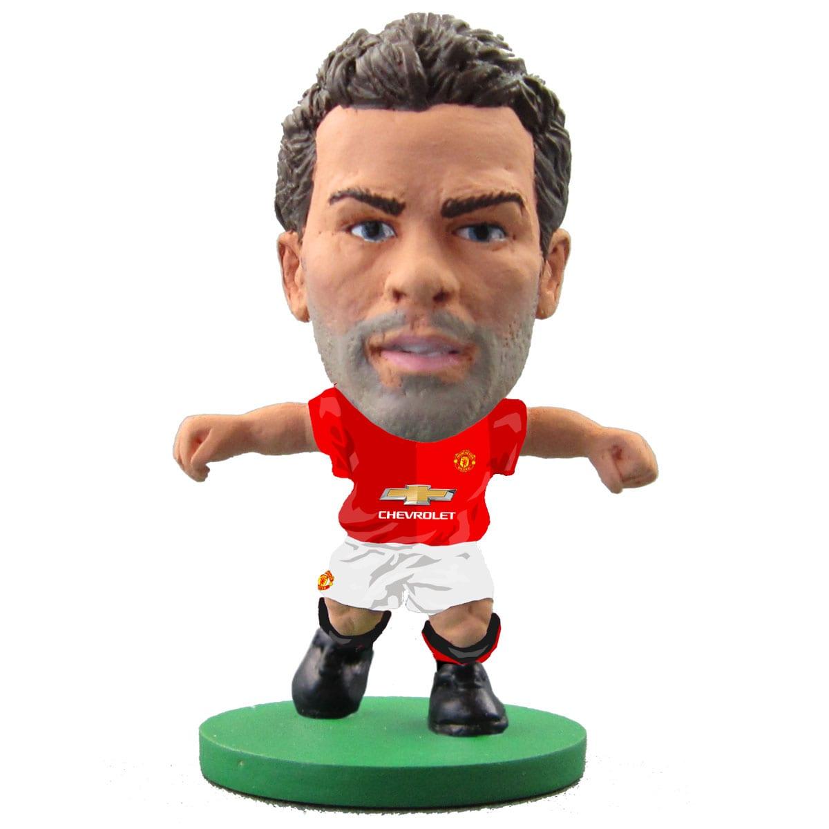 SoccerStarz Manchester United F.C. Juan Mata - 1