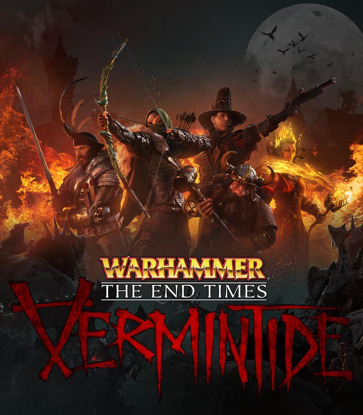 Warhammer: End Times - Vermintide Steam Key GLOBAL - 1