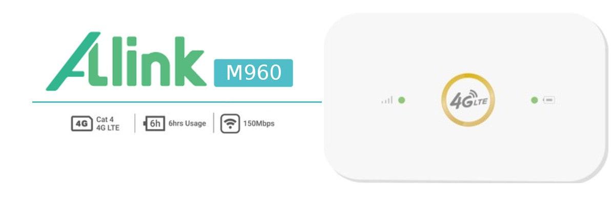Router mobilny Alink M960 4G LTE 150Mbps SIM - 9