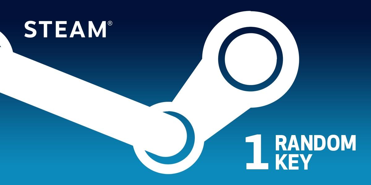 Random 1 Key Steam Key GLOBAL - 1
