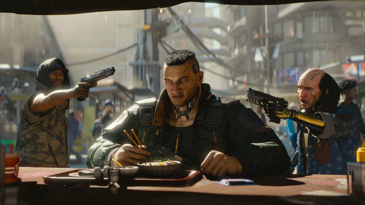 Cyberpunk 2077 (Xbox One) - Xbox Live Key - EUROPE - 3