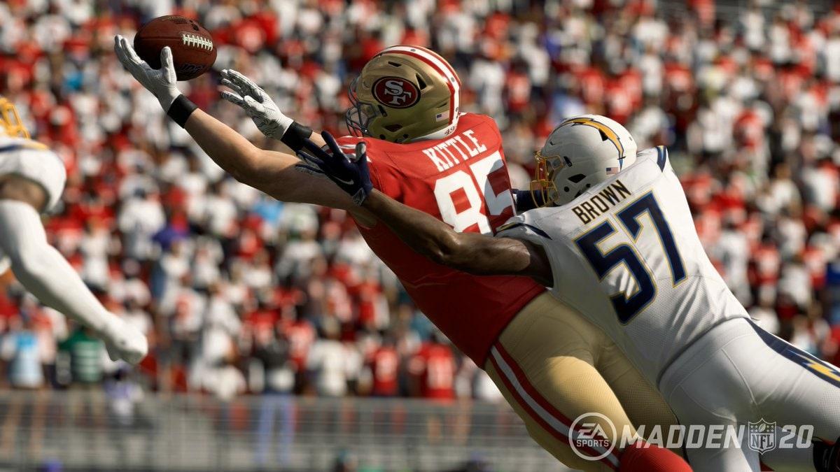Madden NFL 20 Standard Edition Xbox Live Key Xbox One GLOBAL - 2