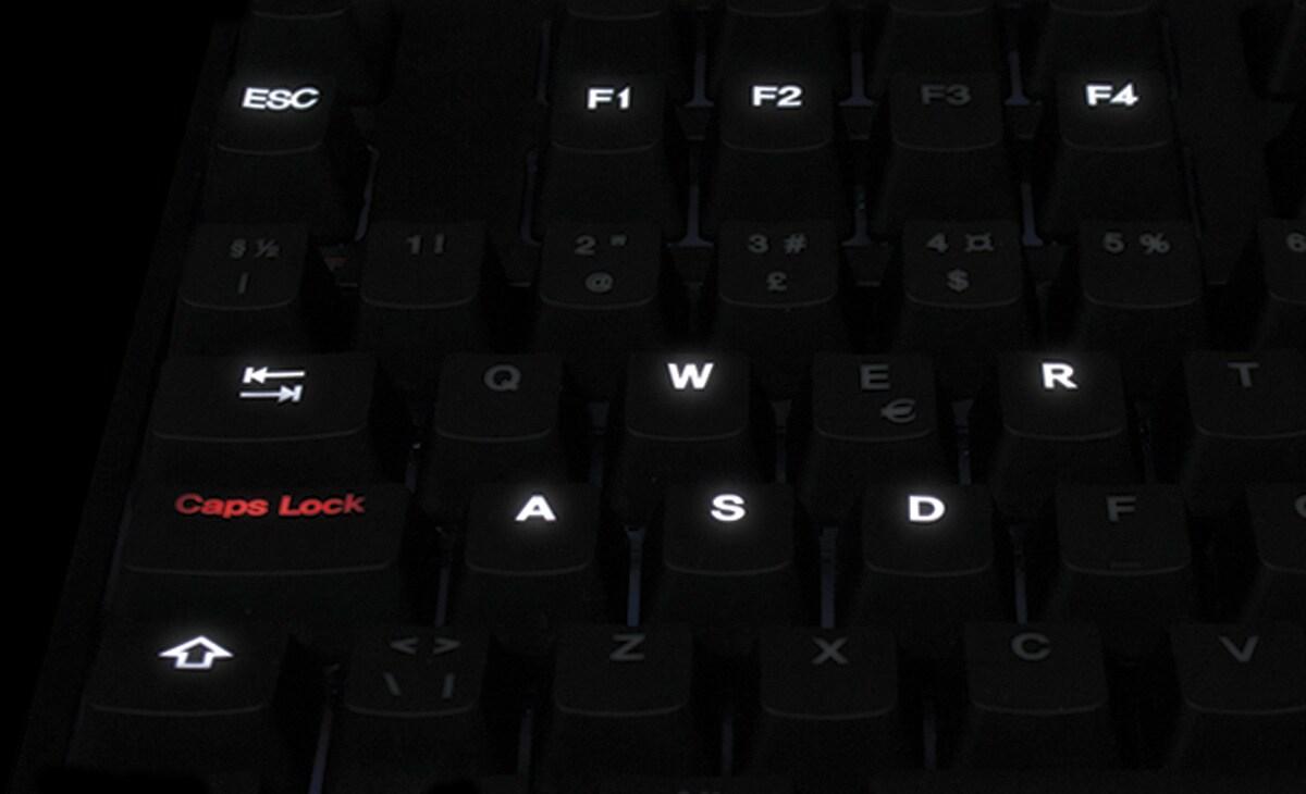 Xtrfy XG1-R LED Keyboard - NORDIC - 2