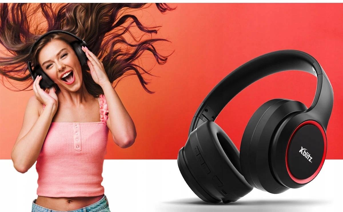 Słuchawki Bezprzewodowe Bluetooth Xblitz Beast - 7