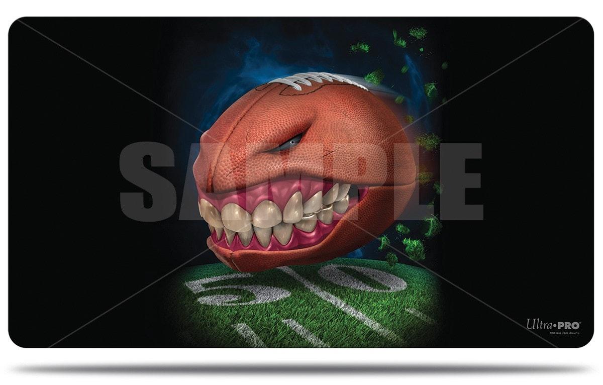 Ultra-Pro Playmat - Tom Wood Monster Football Breaker - 1