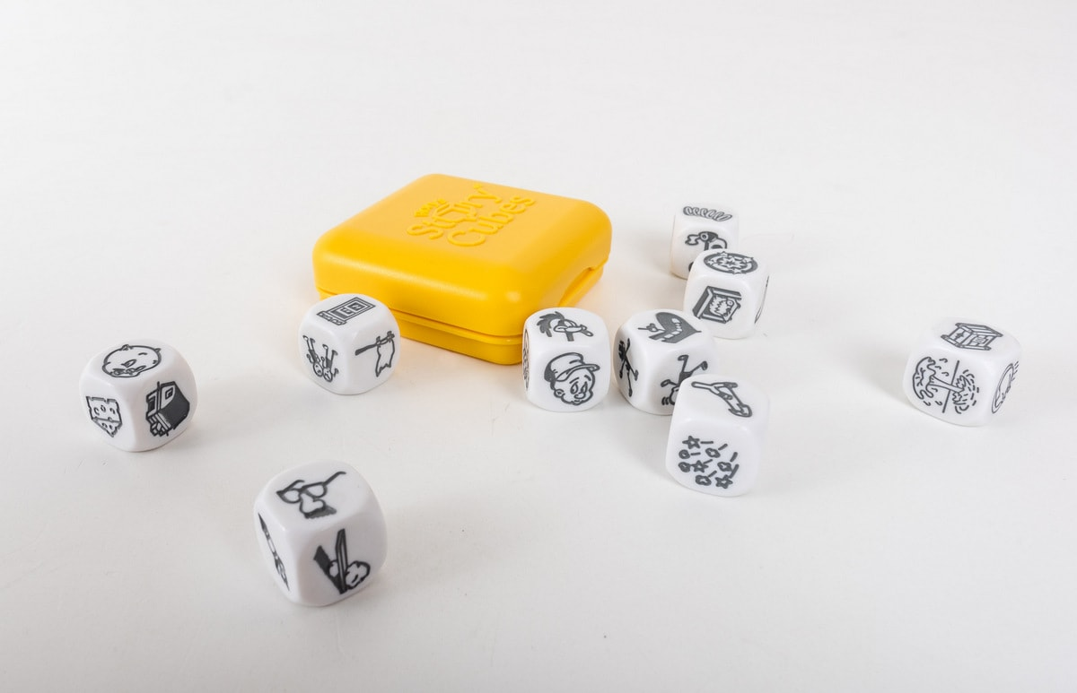 Story Cubes: Looney Tunes - 4
