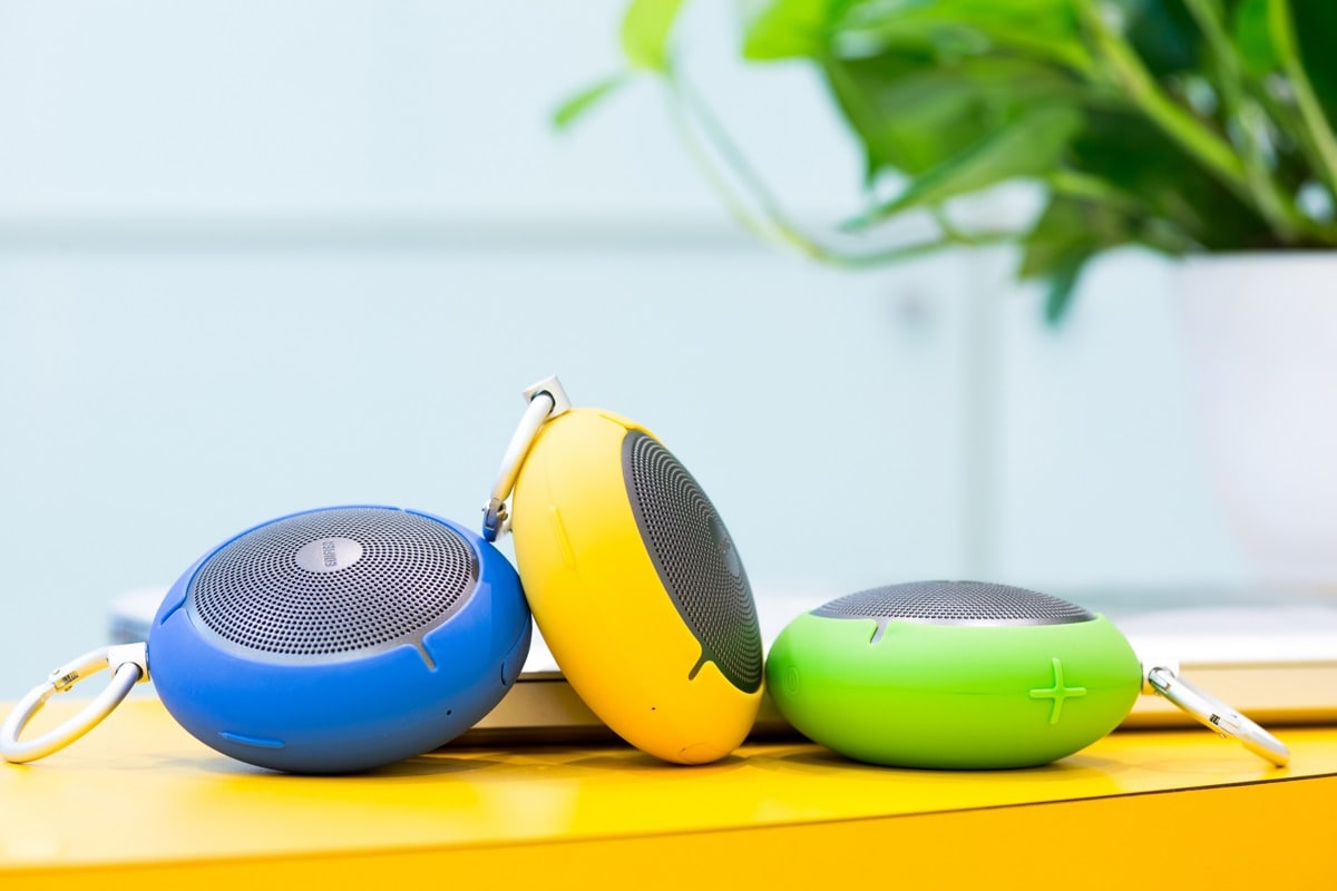 EDIFIER MP100 Portable Bluetooth Speaker Blue - 1