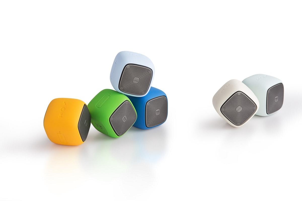 EDIFIER MP200 Portable Bluetooth Speaker Green - 4