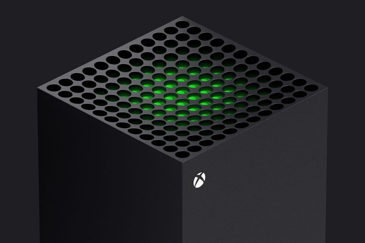 Microsoft Xbox Series X 1TB Console Black 1 TB - 3