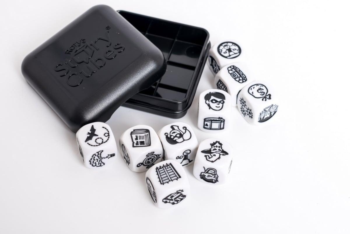 Story Cubes: Batman - 3