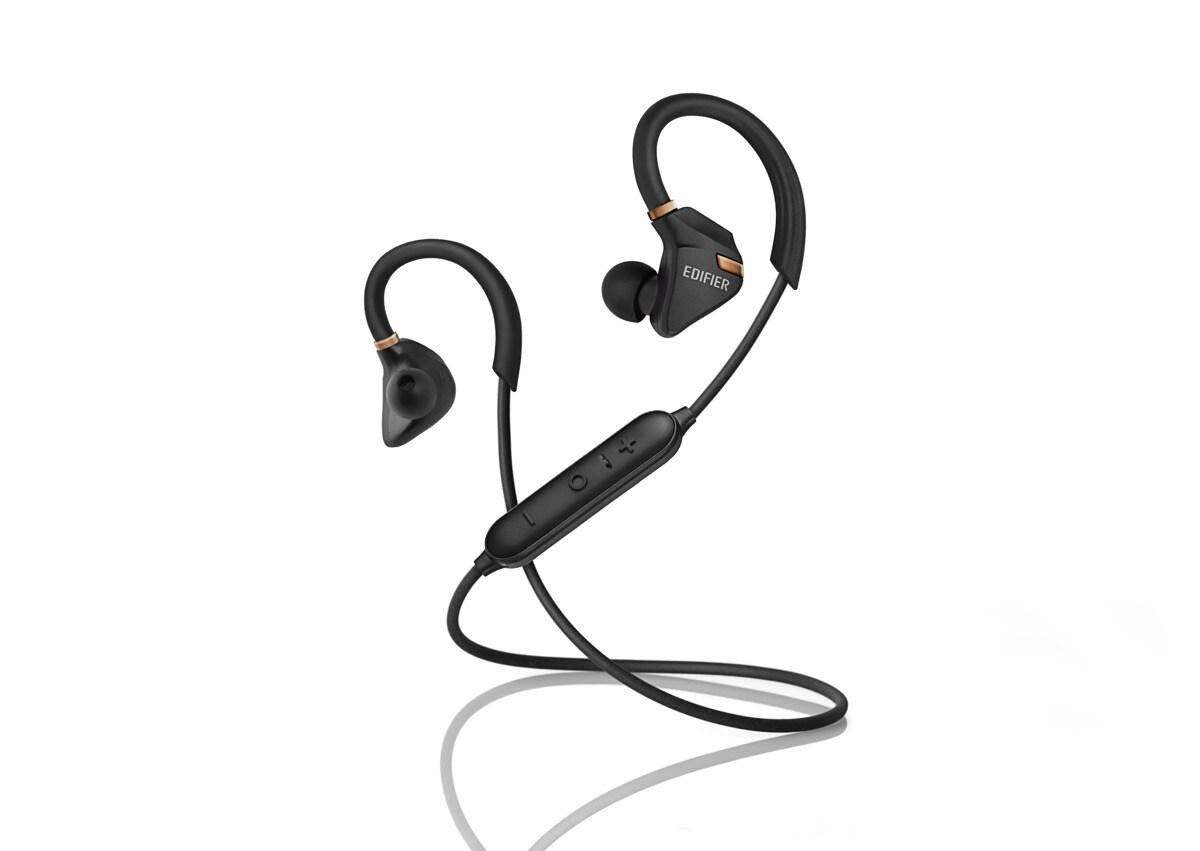Edifier W296BT Wireless Gearbuds Black N/A - 1