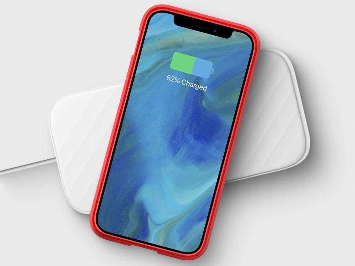 Etui Spigen Ultra Hybrid do Apple iPhone 12 Mini 5.4 Red - 6
