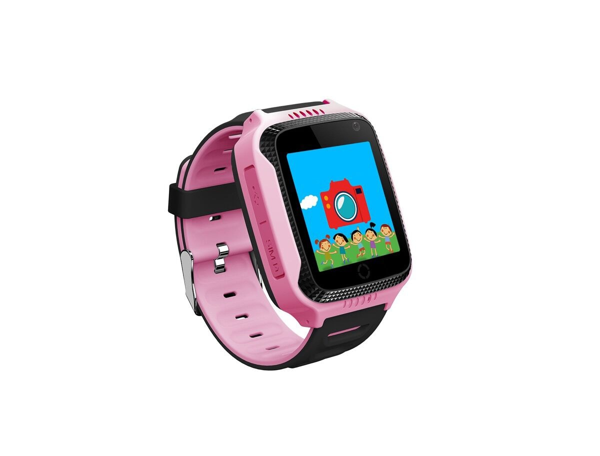 Sponge See GPS kids watch Pink - 3