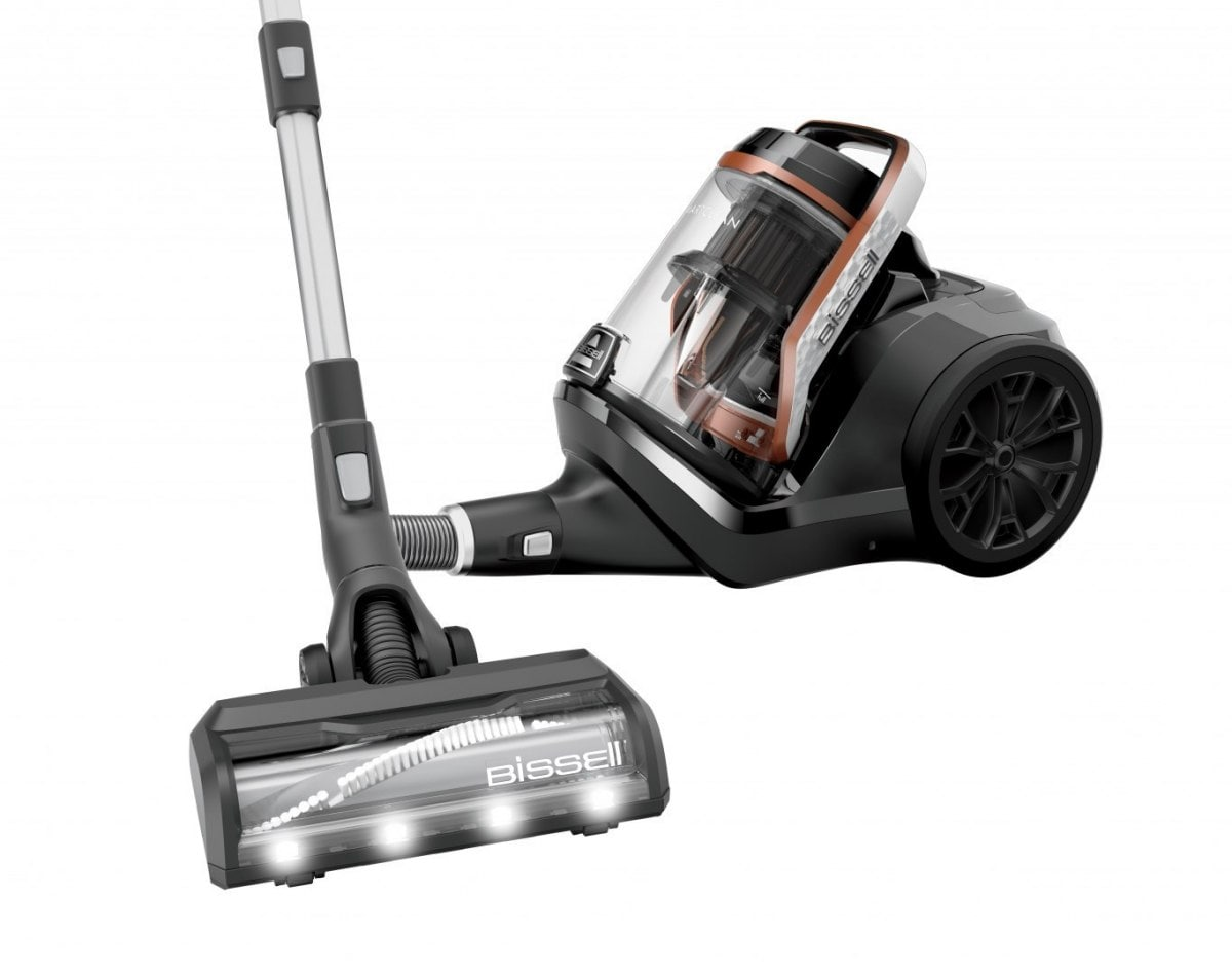 Bissell Vacuum Cleaner Smartclean Advanced Bagless, Power 770 W, Dust Capacity 3 L, 80 Db, Black - 1