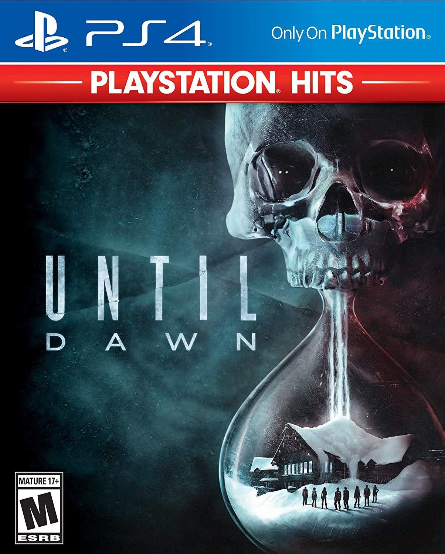 PS4 Until Dawn Hits - 1