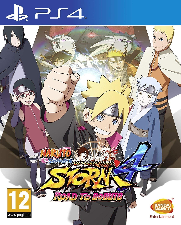 PS4 Naruto Shippuden Ultimate Ninja Storm 4 Road to Boruto - 1