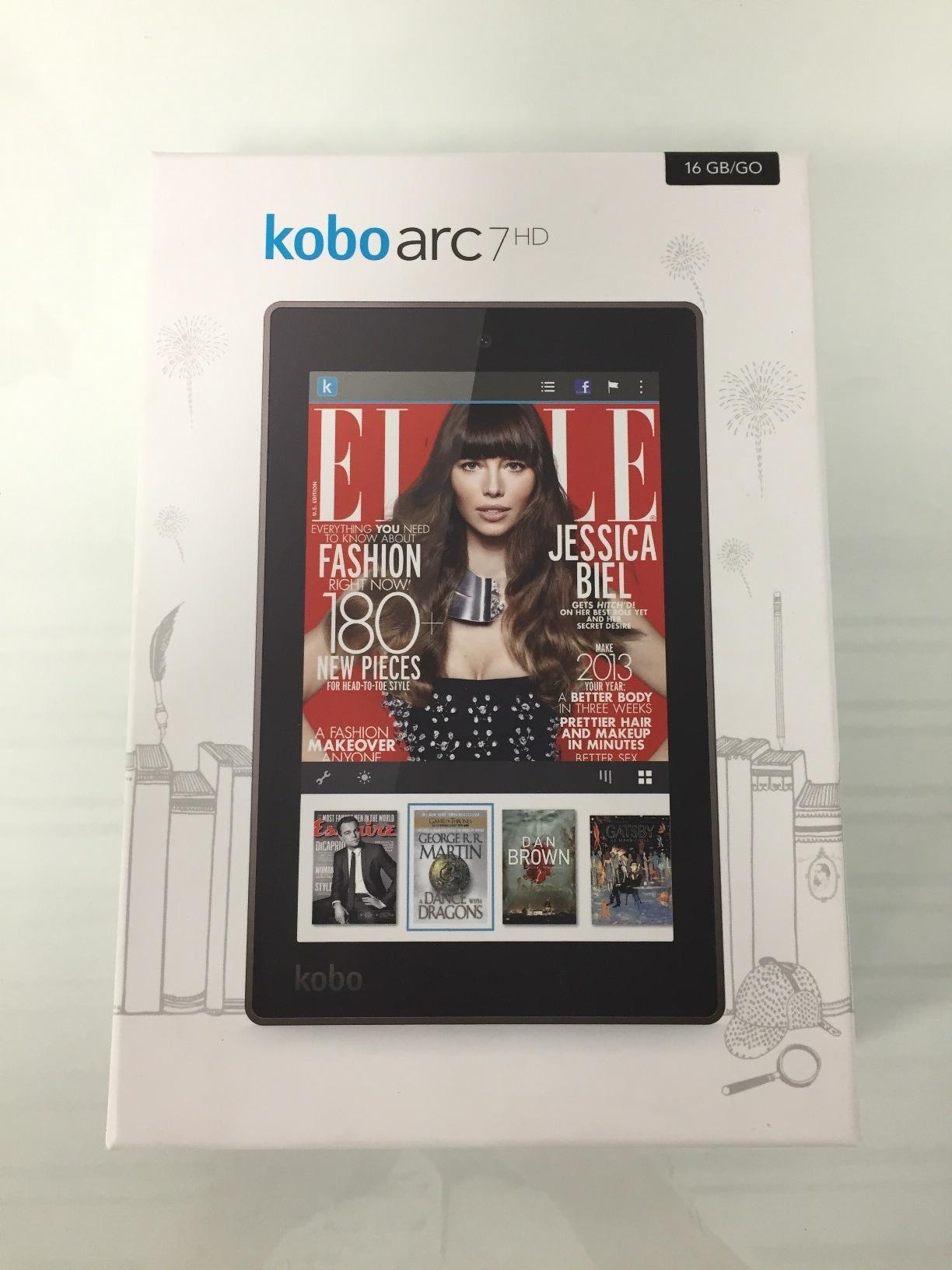 "KOBO ARC 7 HD TABLET 7"" - 1"