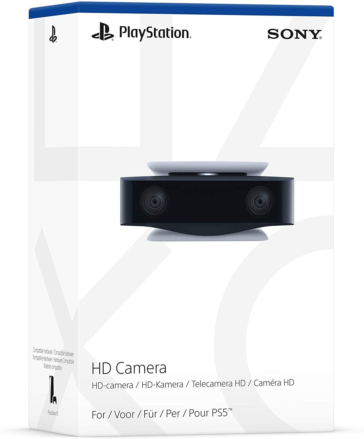 Sony Official Playstation 5 HD Camera (PS5) - 1