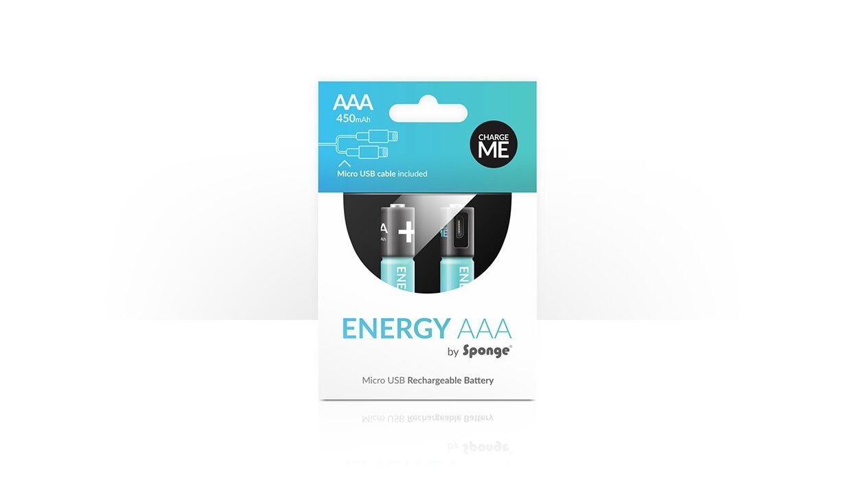 Sponge Energy AAA - 1