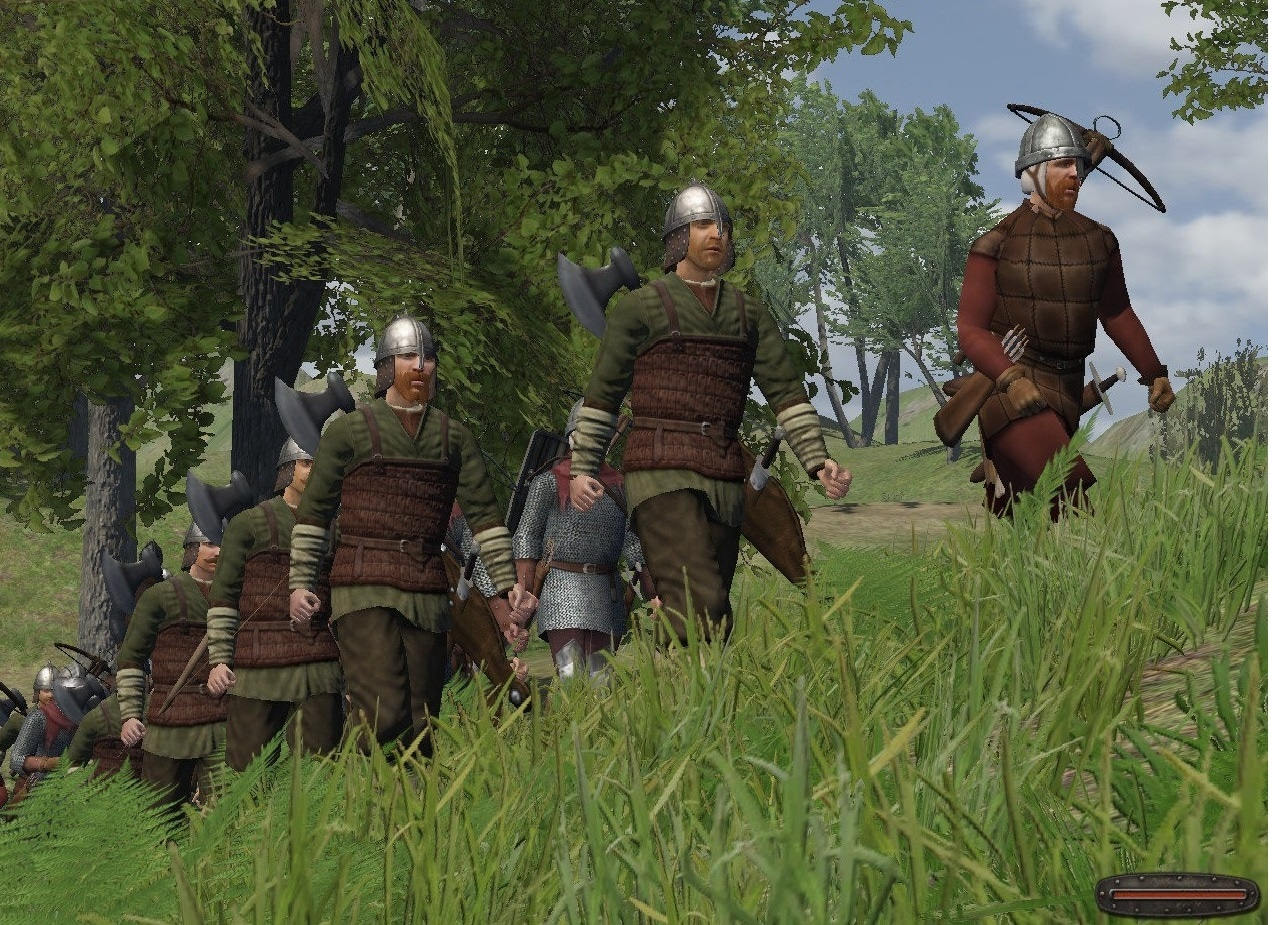 Mount & Blade: Warband Full Collection Steam Key GLOBAL - 4