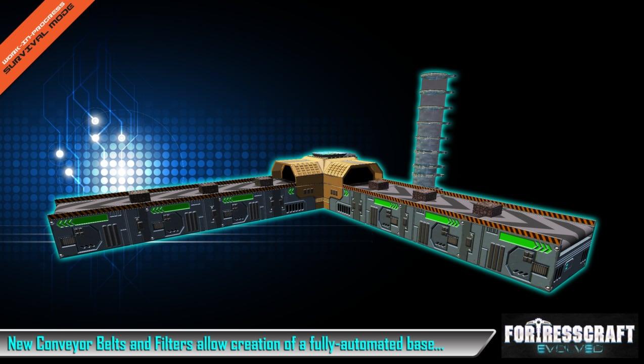 FortressCraft Evolved! Steam Key GLOBAL - 4