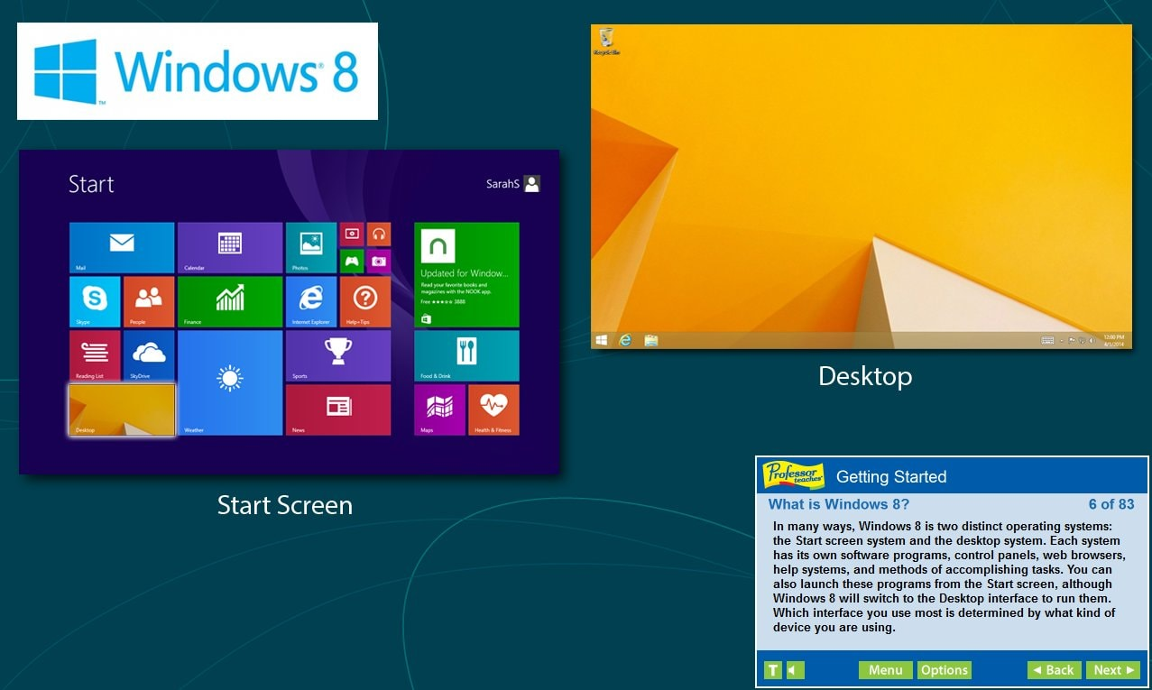 Professor Teaches Windows 8.1 Steam Gift GLOBAL - 4