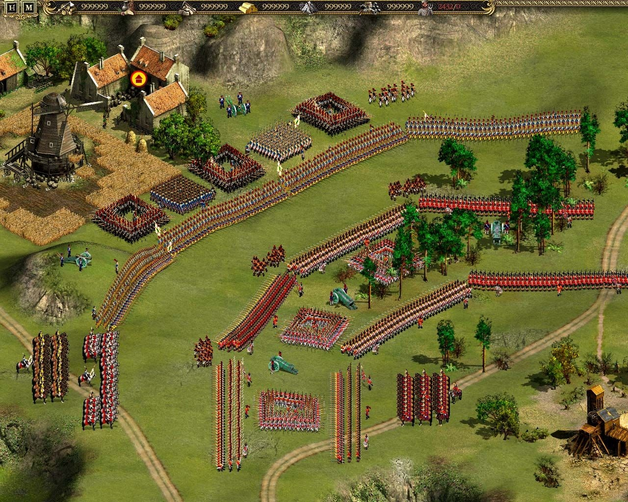 Cossacks: Art of War Steam Key GLOBAL - 2