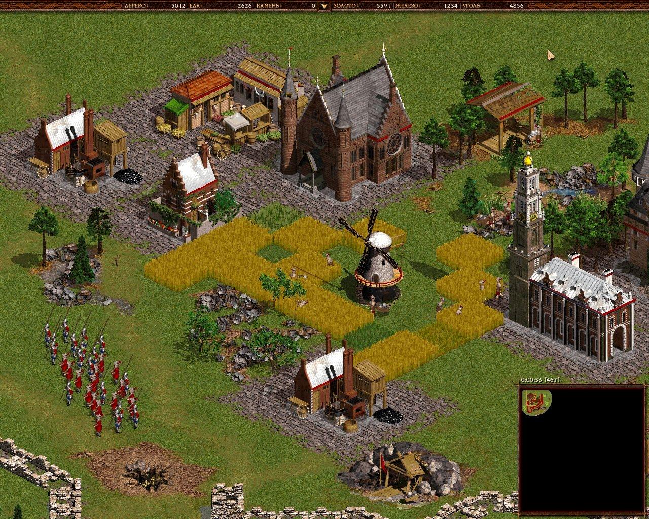 Cossacks: European Wars Steam Key GLOBAL - 2