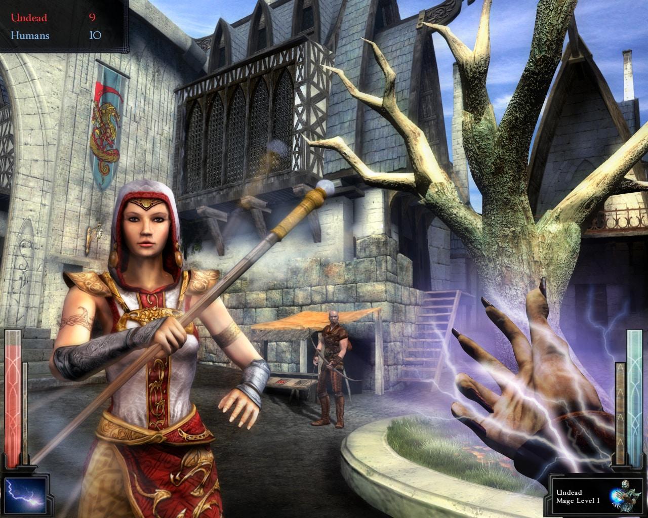 Dark Messiah of Might & Magic Steam Key GLOBAL - 3