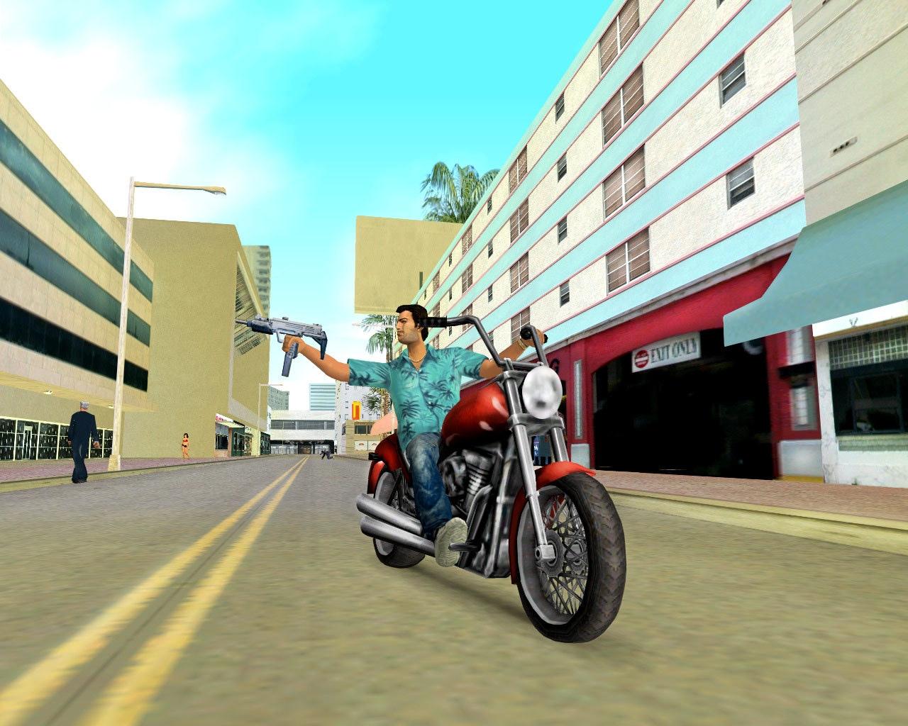 Grand Theft Auto: Vice City Steam Key GLOBAL - 3