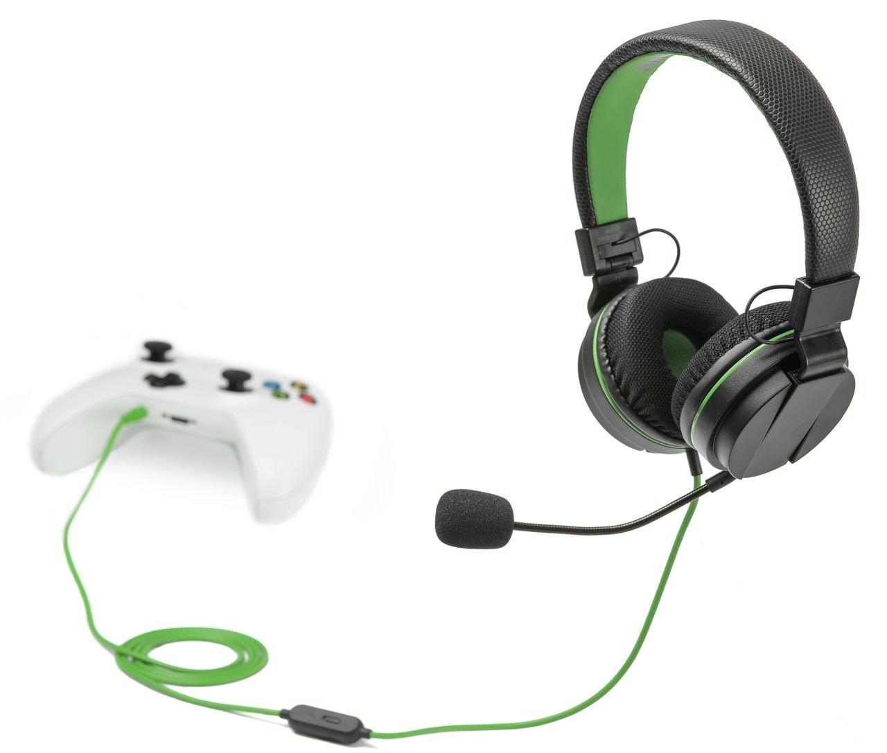 snakebyte zestaw słuchawkowy z mikrofonem HEAD: SET X ™ (XBOX ONE) - 2