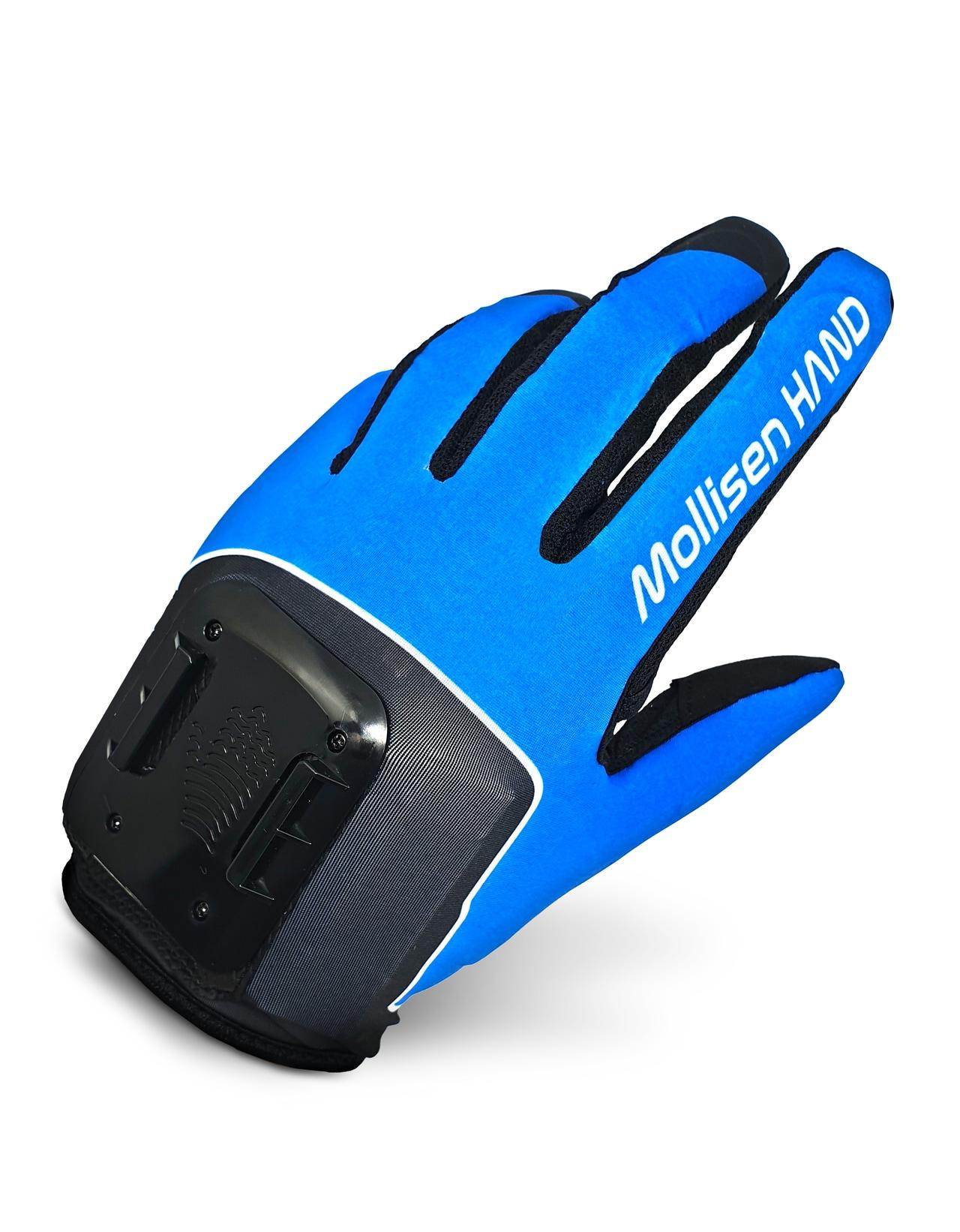 Rękawice do VR Mollisen + 2 uchwyty na kontrolery VR - 2