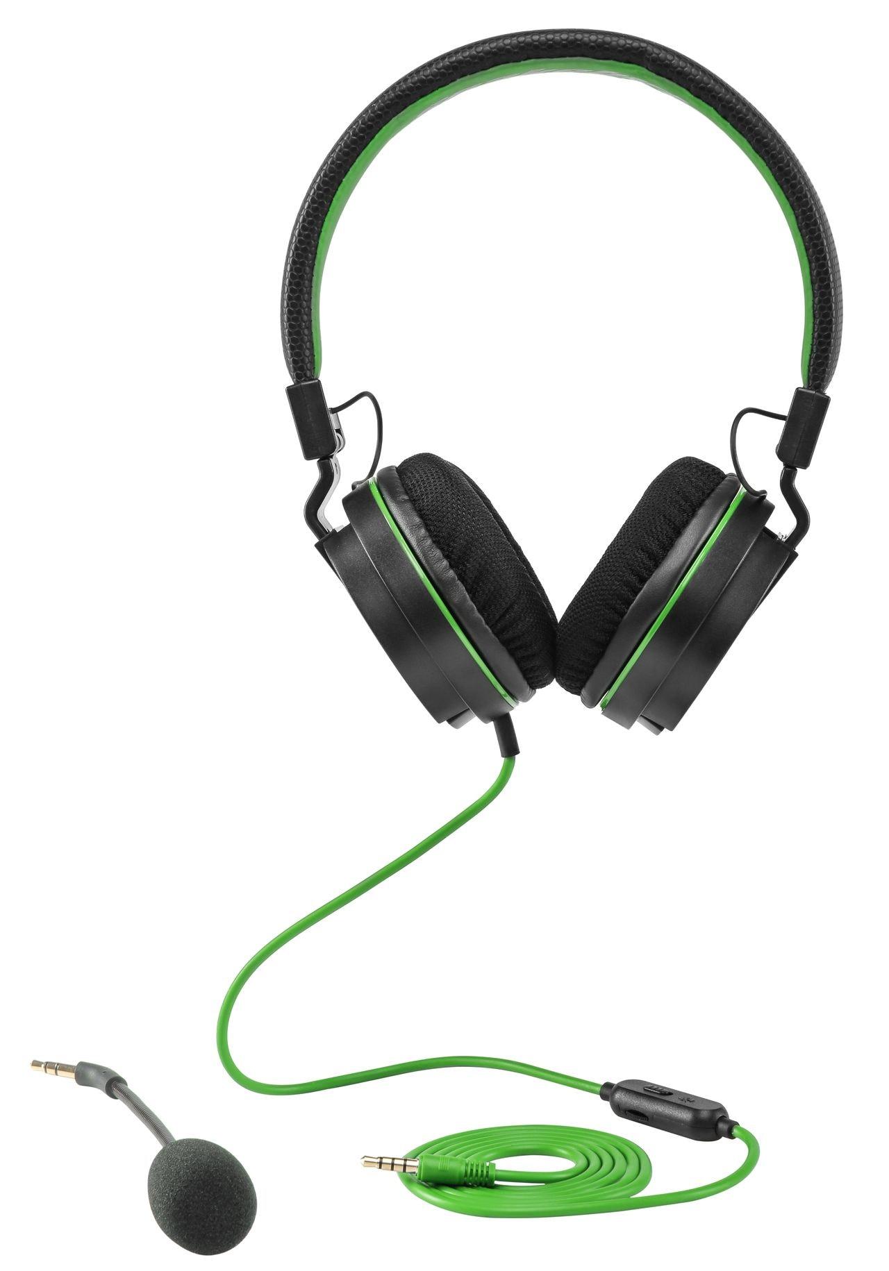 snakebyte zestaw słuchawkowy z mikrofonem HEAD: SET X ™ (XBOX ONE) - 3