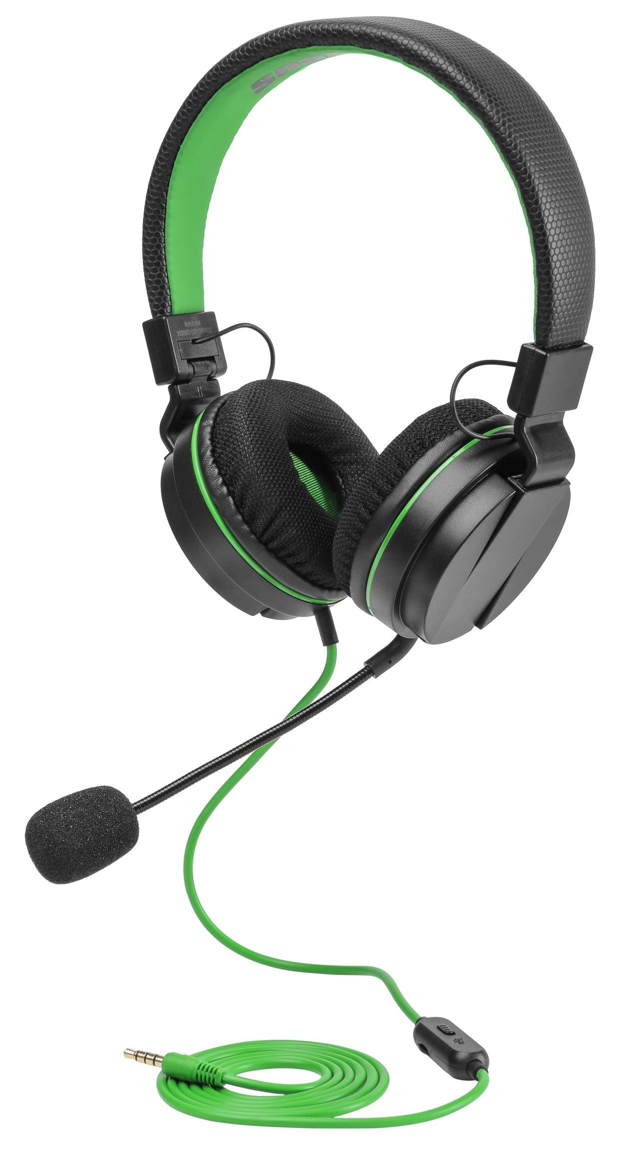 snakebyte zestaw słuchawkowy z mikrofonem HEAD: SET X ™ (XBOX ONE) - 1
