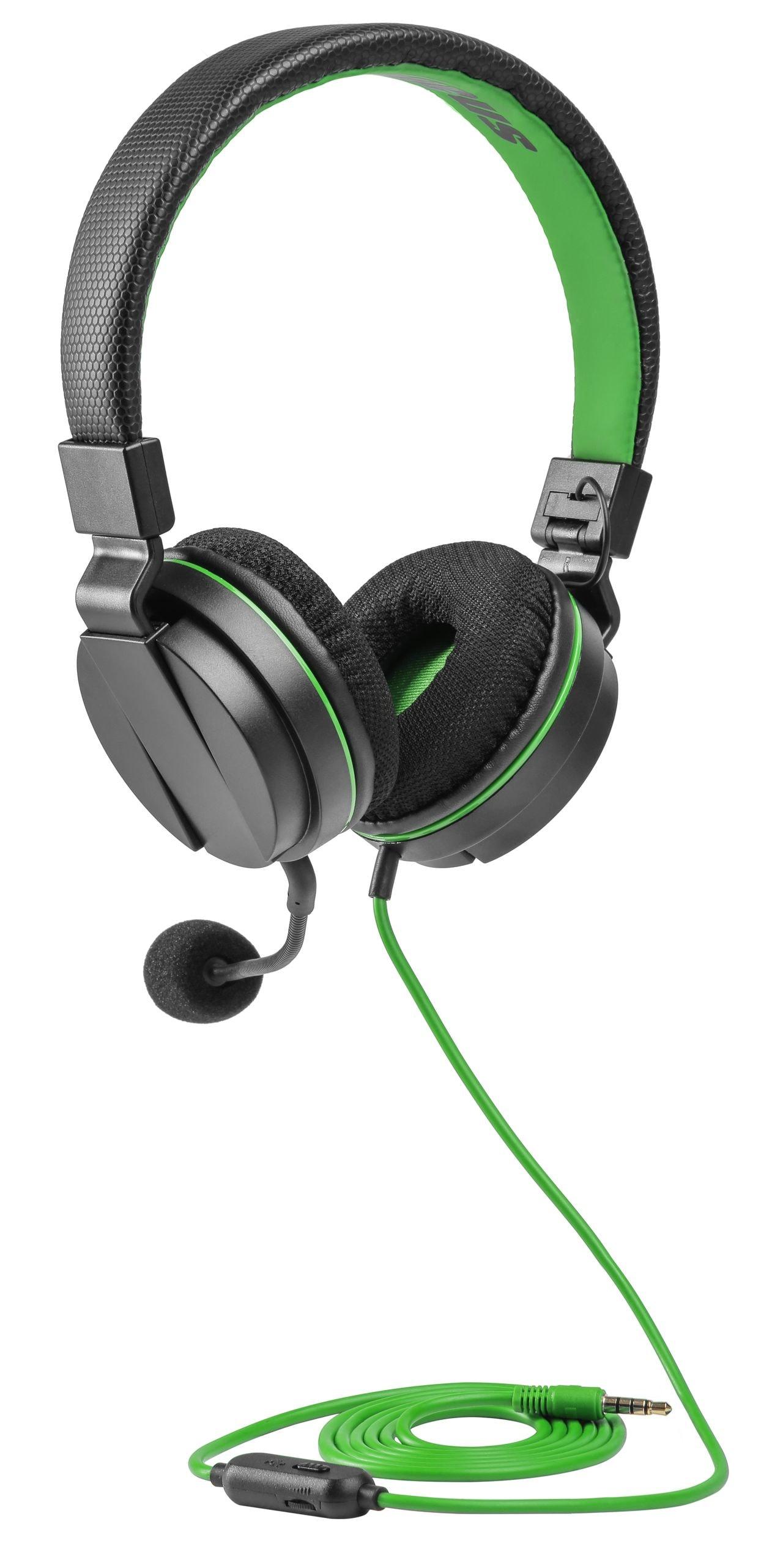 snakebyte zestaw słuchawkowy z mikrofonem HEAD: SET X ™ (XBOX ONE) - 4