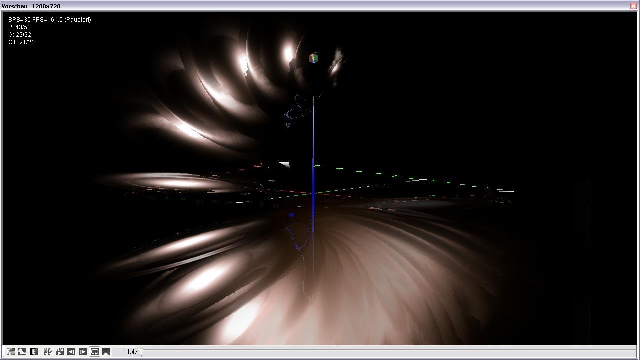 3D ParticleGen Visual FX Steam Gift GLOBAL - 1