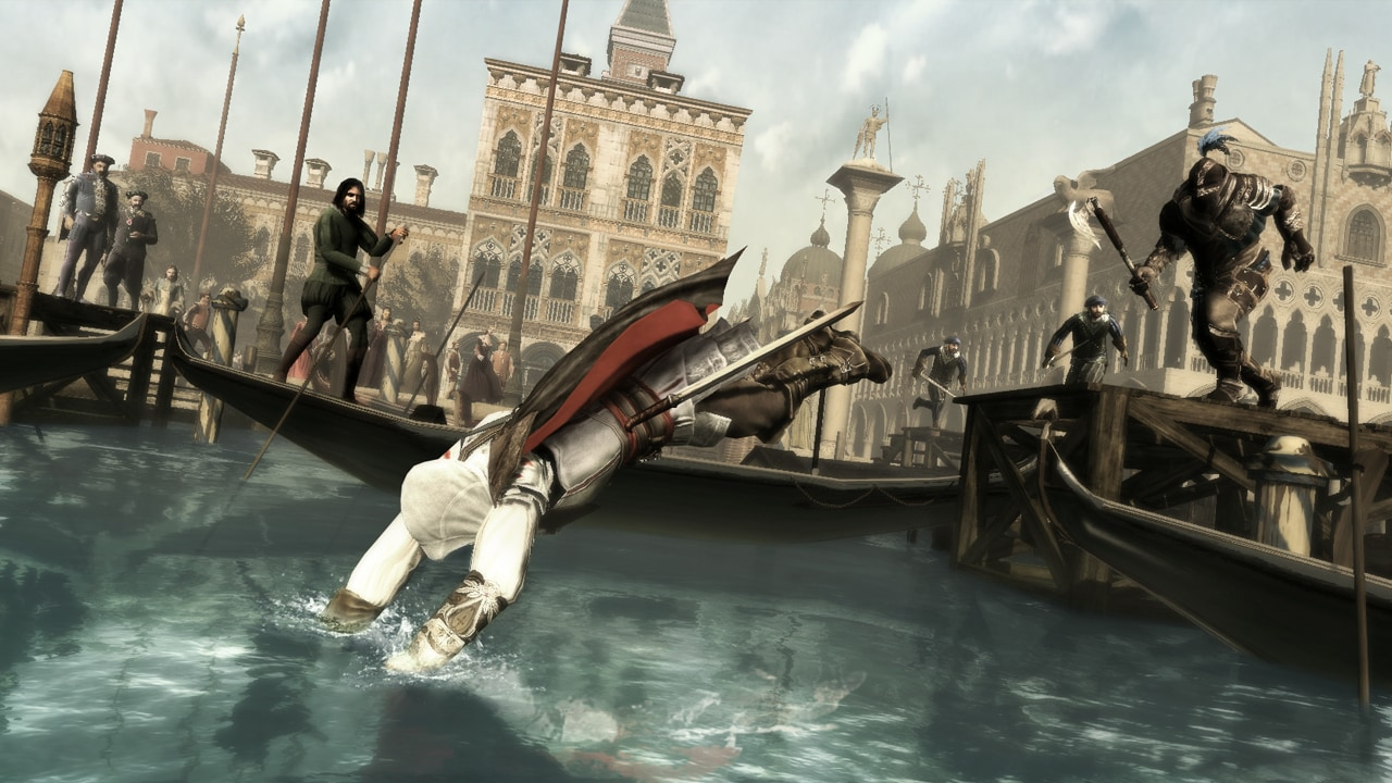 Assassin's Creed II Deluxe Edition Steam Key GLOBAL - 4