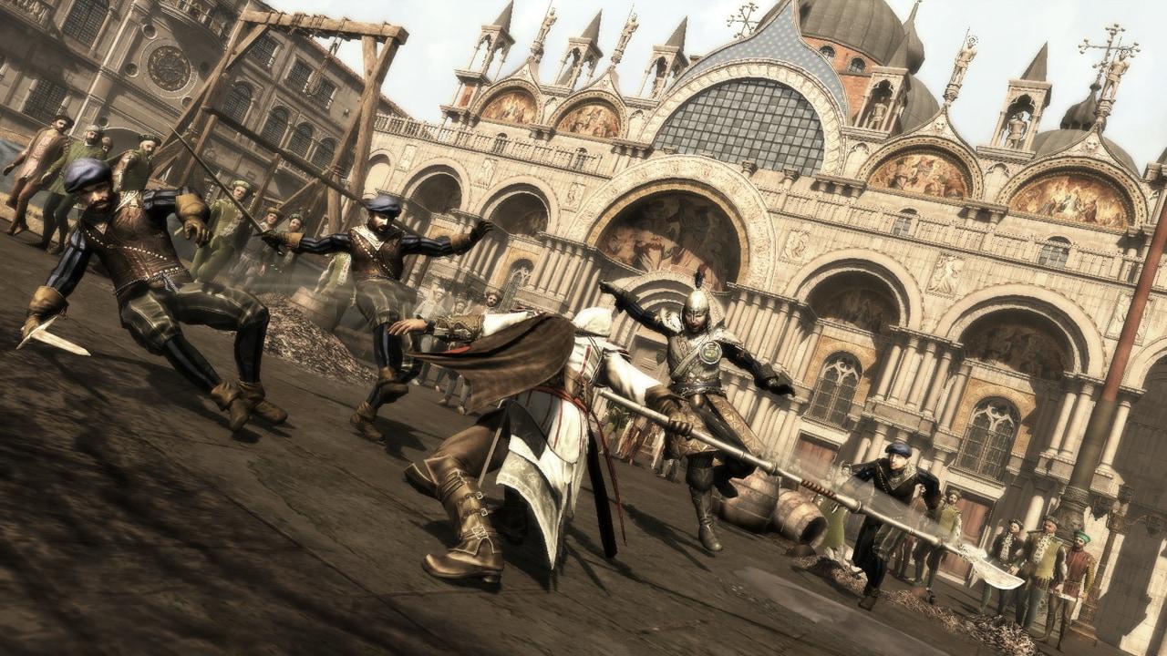 Assassin's Creed II Ubisoft Connect Key GLOBAL - 4