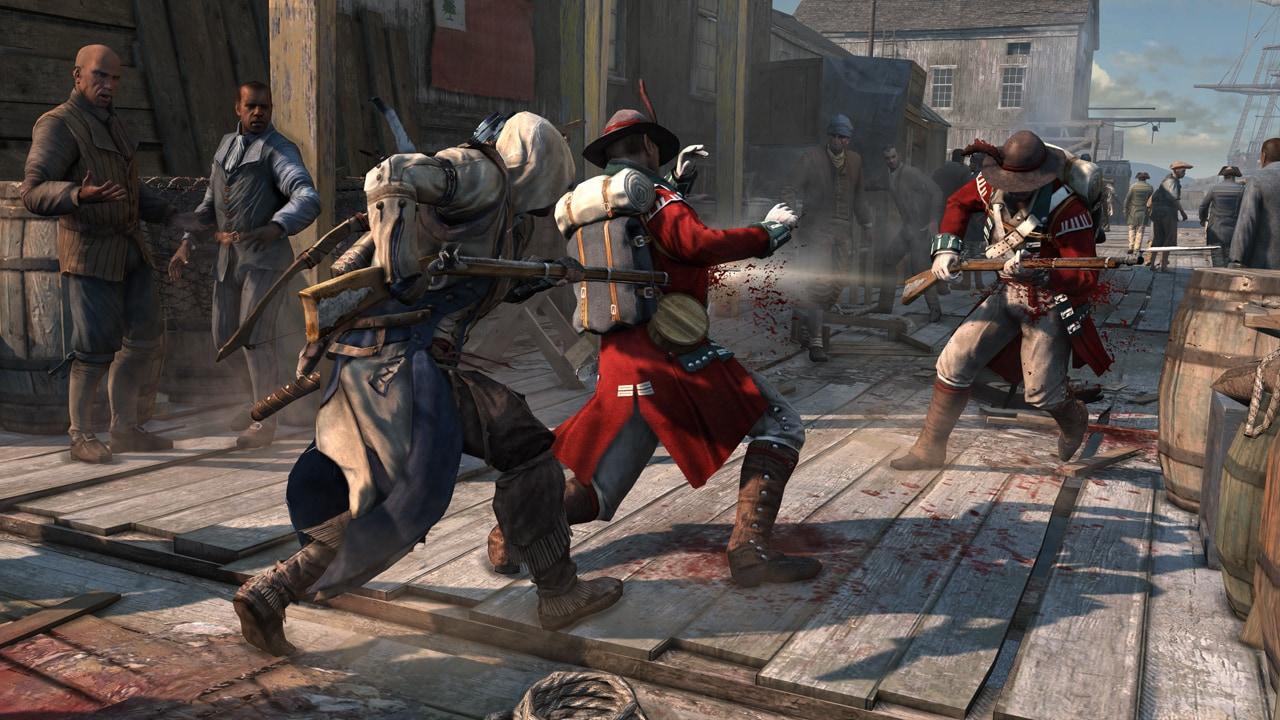 Assassin's Creed III Ubisoft Connect Key GLOBAL - 4
