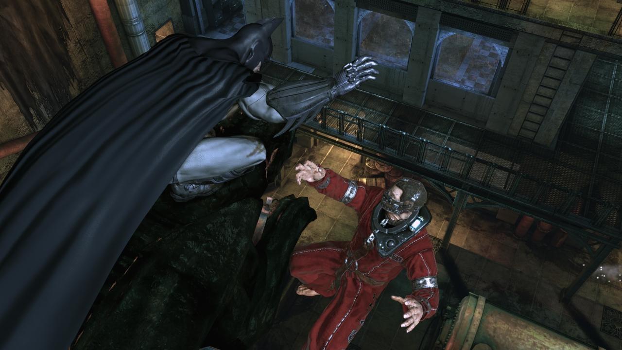Batman: Arkham Asylum GOTY (PC) - Steam Key - GLOBAL - 4