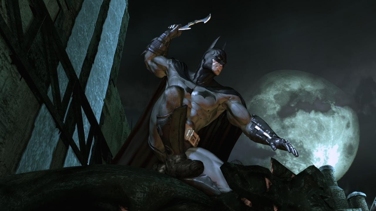 Batman: Arkham Collection (PC) - Steam Key - GLOBAL - 1