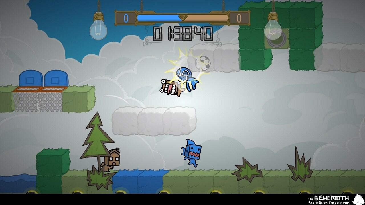 BattleBlock Theater Steam Gift GLOBAL - 4