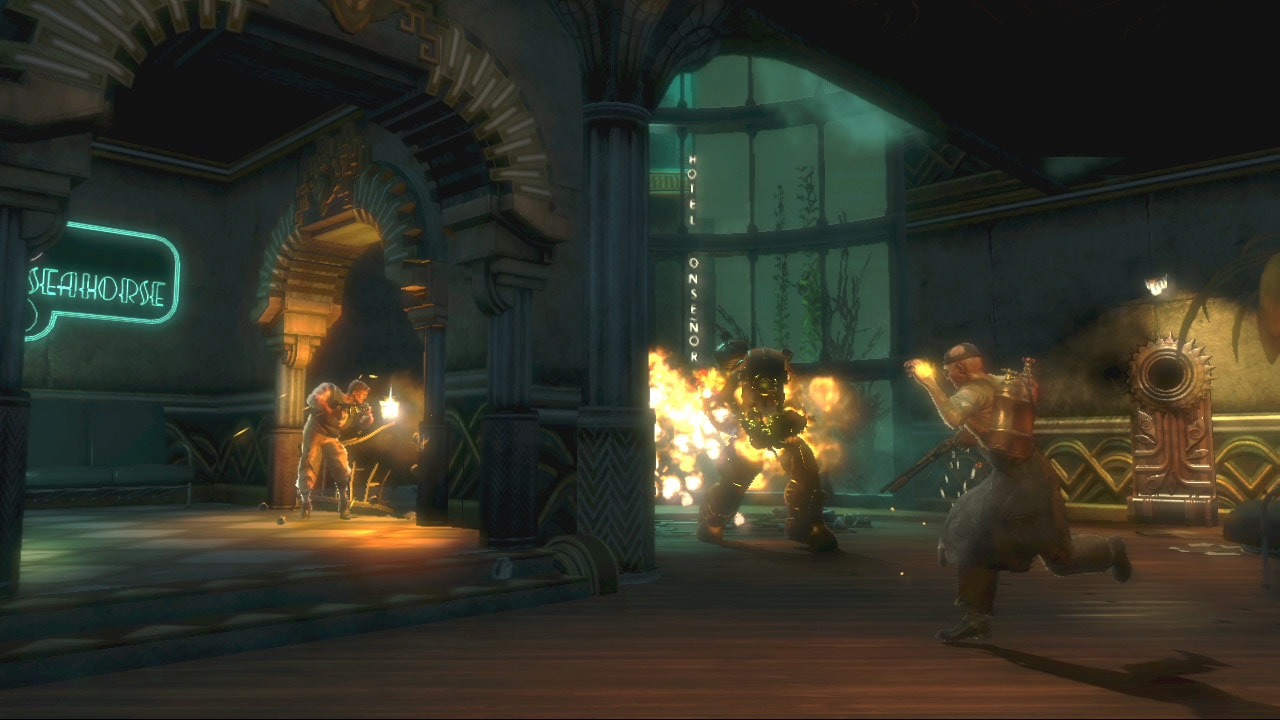 BioShock 2 Remastered Steam Key GLOBAL - 3