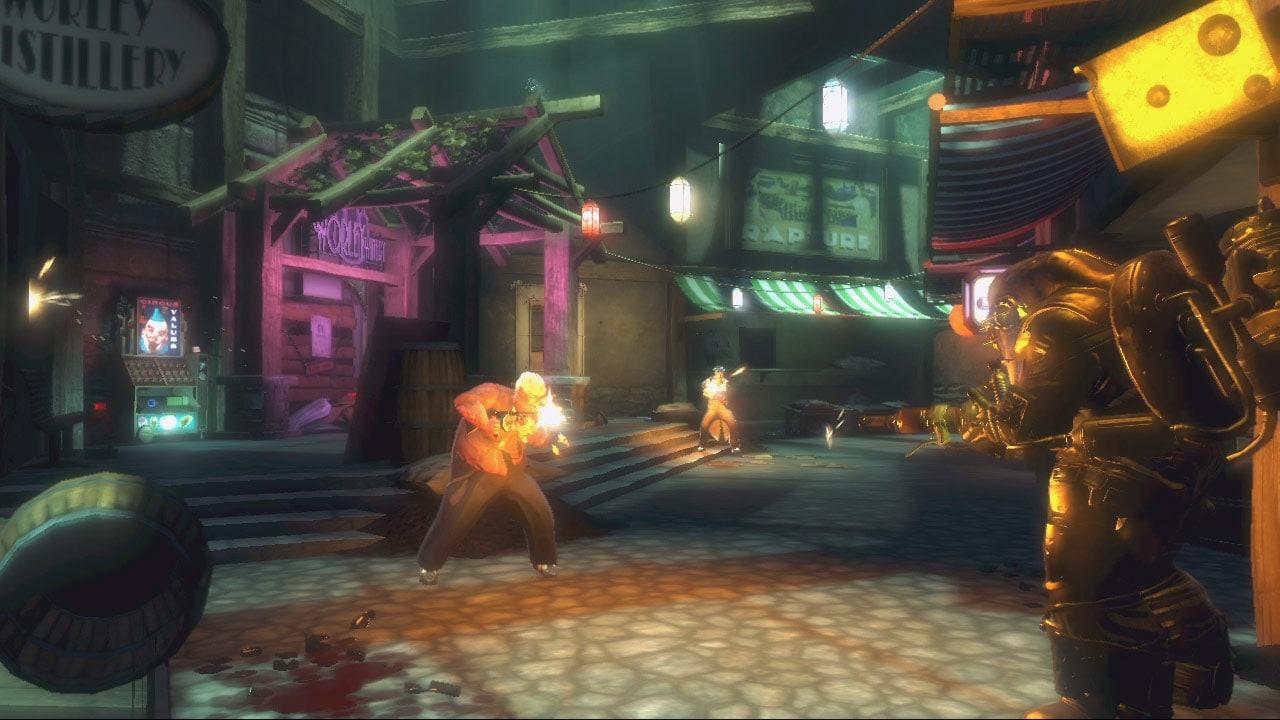 BioShock 2 Remastered Steam Key GLOBAL - 4