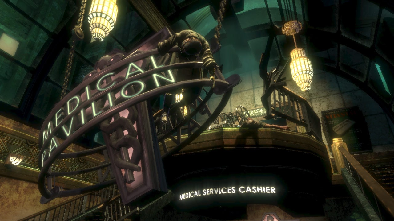 BioShock Steam Key GLOBAL - 4